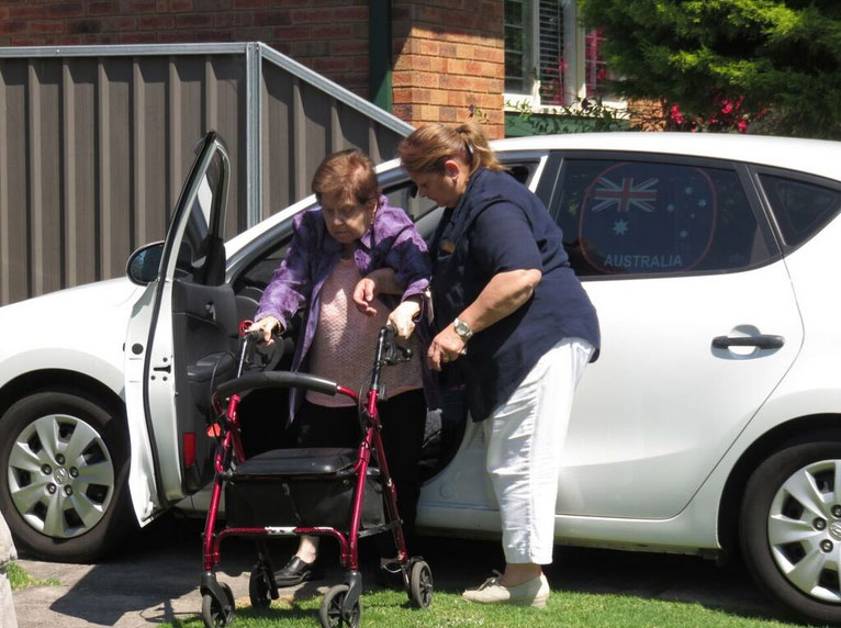 aged care assistance vehicle 1