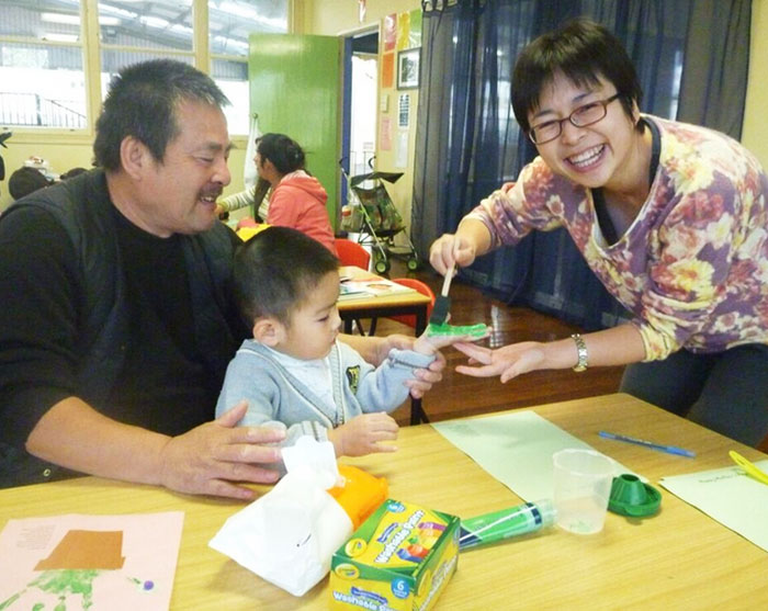 families playgroup