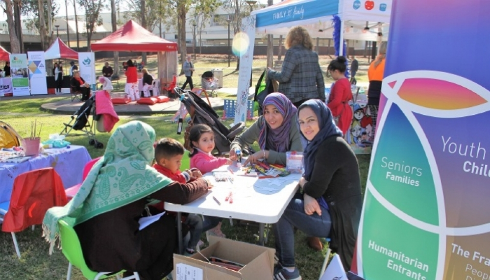 Blacktown City Refugee Week Celebration
