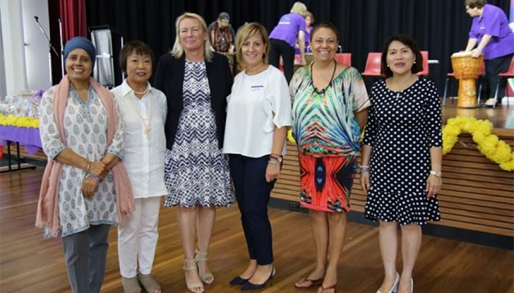 International Women's Day and Launch of Greater Western Sydney Multicultural Women's Network 2018