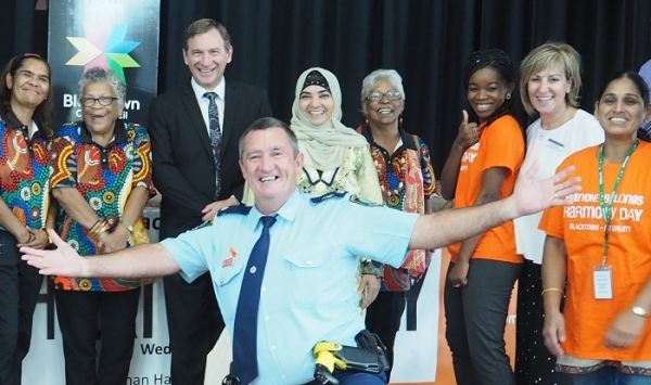 Harmony Day Speech by SydWest Multicultural Services Chair - Everyone Belongs