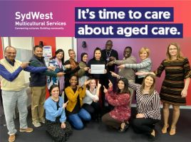 SydWest Multicultural Services joins campaign for better aged care services