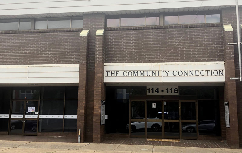 Community Connection Building Penrith