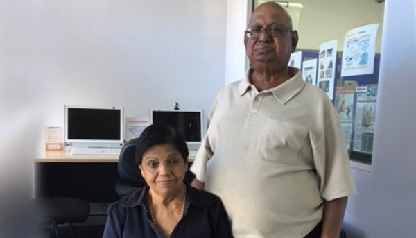 Aged Care Clients Share their Story: Raj & Satya Singh