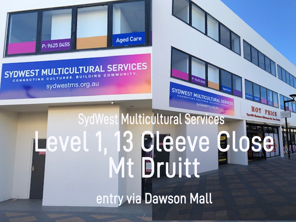 SydWest Multicultural Services opens new office in Mt Druitt
