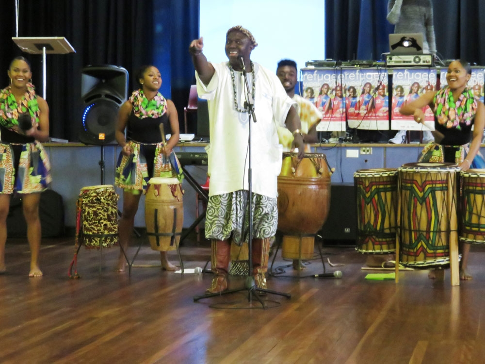 June 2017 - Refugee Week Community Event