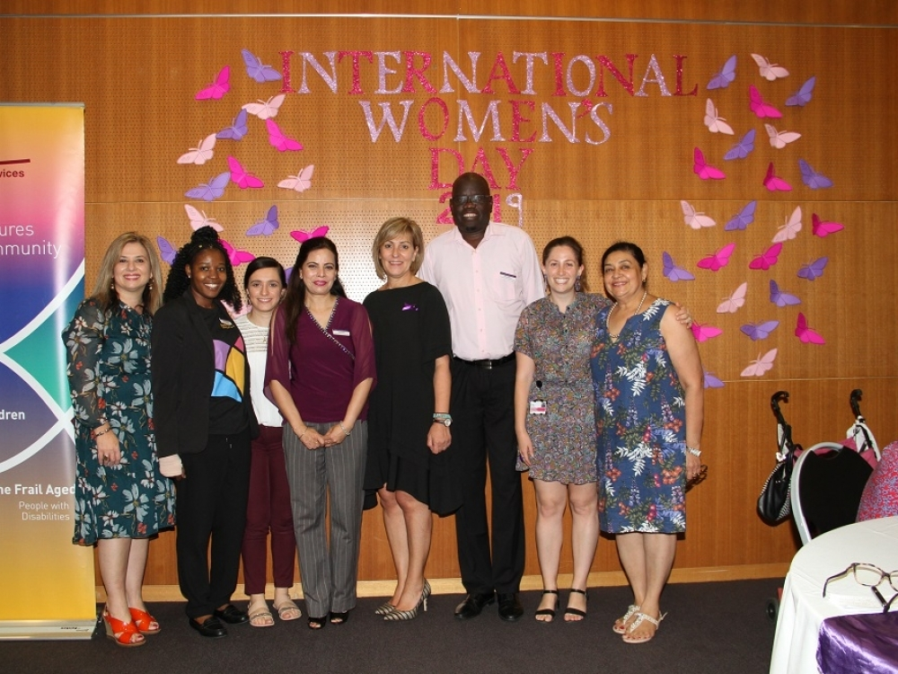 International Women's Day 2019 Blacktown Celebrates 8th March