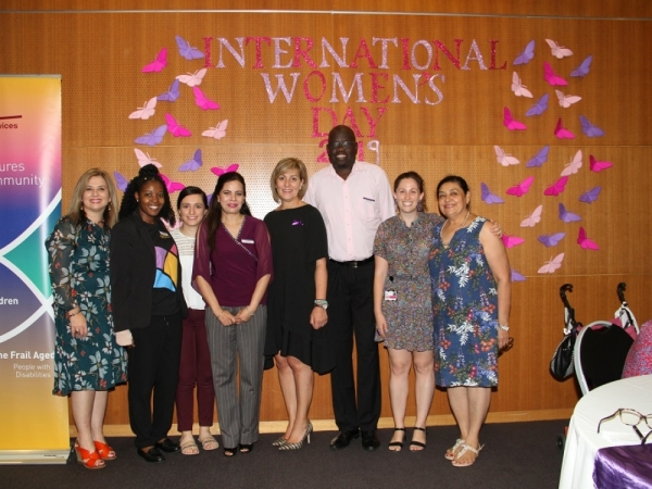 Media Release: International Women's Day 2019 Blacktown Celebrates 8th March