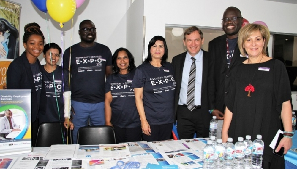 Community Services Expo 2018 Blacktown
