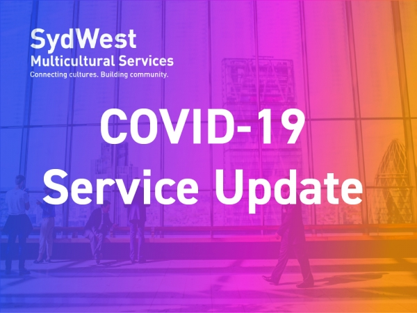 COVID-19 Service Update as at 26 May
