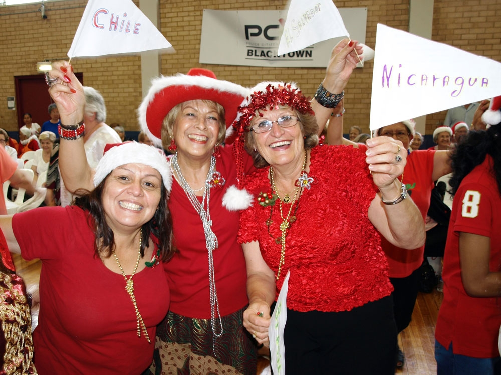 December 2017 - Seniors Christmas Party