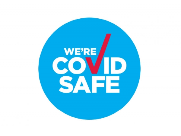 SydWest is a COVID Safe Workplace